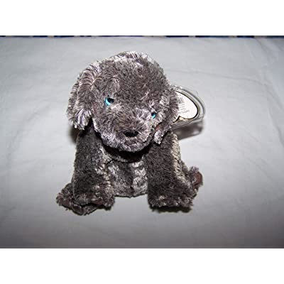 5Star-TD TY Beanie Baby - Frisbee The Dog: Toys & Games