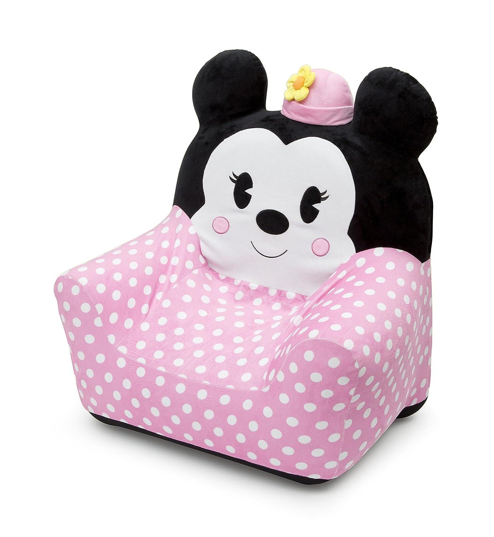 Delta niños Minnie sillón hinchable (rosa): Amazon.es: Bebé