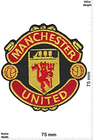 11460b4a4390 Patches - Manchester United Football Club -Man United - United - Red Devils  - Soccer