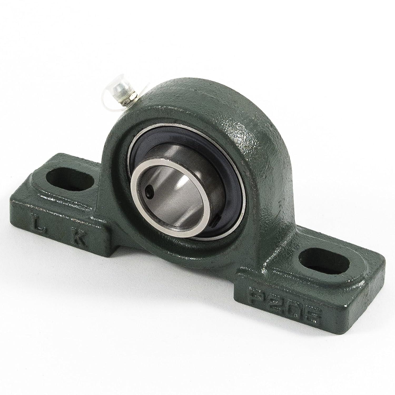/Ø 80 mm Hauptabmessungen nach internationaler Norm Stehlager UCP216