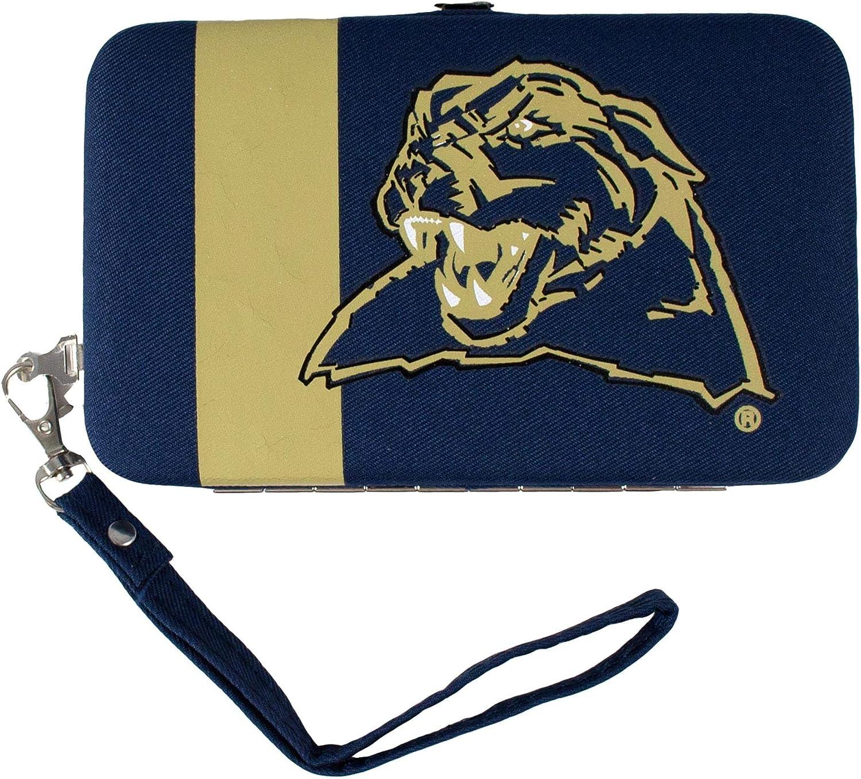 NCAA Shell Wristlet