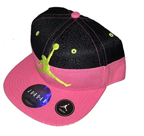 cd63a1e01dc Amazon.com  Nike Jordan Baseball Cap Youth 8 20 Two Tone