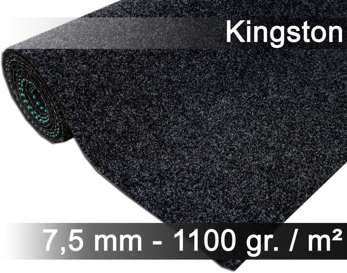 exteriortrend Komfort Kunstrasen Rasenteppich mit Noppen Kingston Beige in 19 Gr/ö/ßen