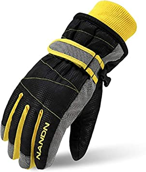 Cold Weather Windproof Thermal Gloves for Boys /& Girls Azarxis Kids Winter Warm Gloves