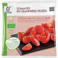 Tomates en quartiers pelées surgelées- 1 kg