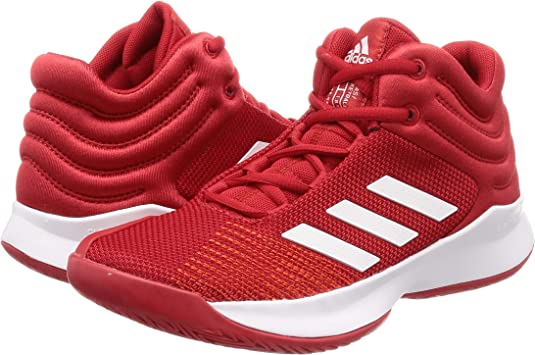 Chaussures de Basketball Mixte Enfant adidas Pro Spark 2018