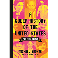 A Queer History of the United States for Young People (ReVisioning History for Young People Book 1) book cover