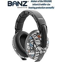 Banz Mini Earmuffs, Squiggles