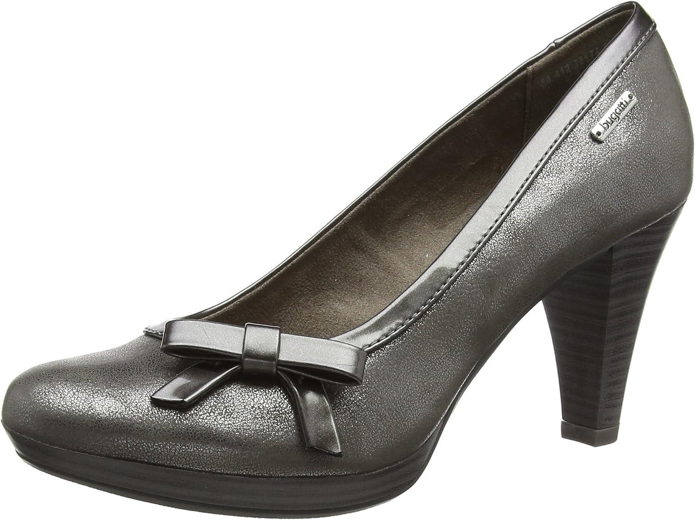 TALLA 37 EU. bugatti 412281745959, Zapatos de Tacón para Mujer