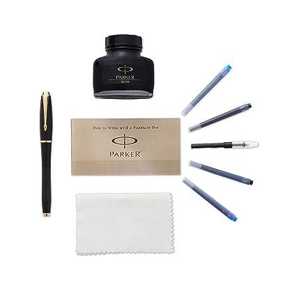 Amazon Com Parker Urban Fountain Pen Kit Office Products