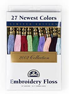 DMC Embroidery Floss Pack 8.7yd, Limited Edition 27/Pkg