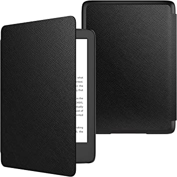 Lightweight Protective Cover with Auto Sleep//Wake Black 10th Generation, 2019 Release Not Fit Kindle Paperwhite or Kindle 8th Gen FINTIE Slimshell Case for All-New Kindle