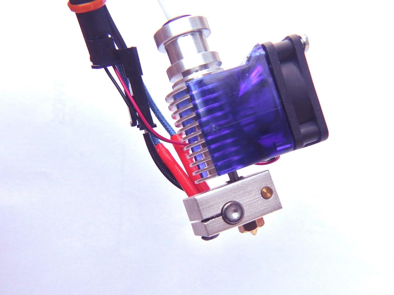 Kit completo de extrusora de extrusión V6, impresora 3D J-head ...