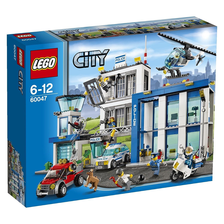 Lego City Ausbruch aus der Polizeistation - Kidkraft Helden des Alltags