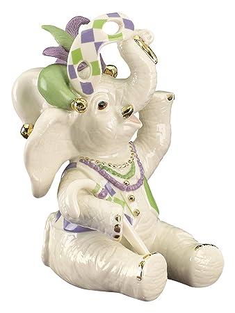 Lenox Classics Mardi Gras Elephant