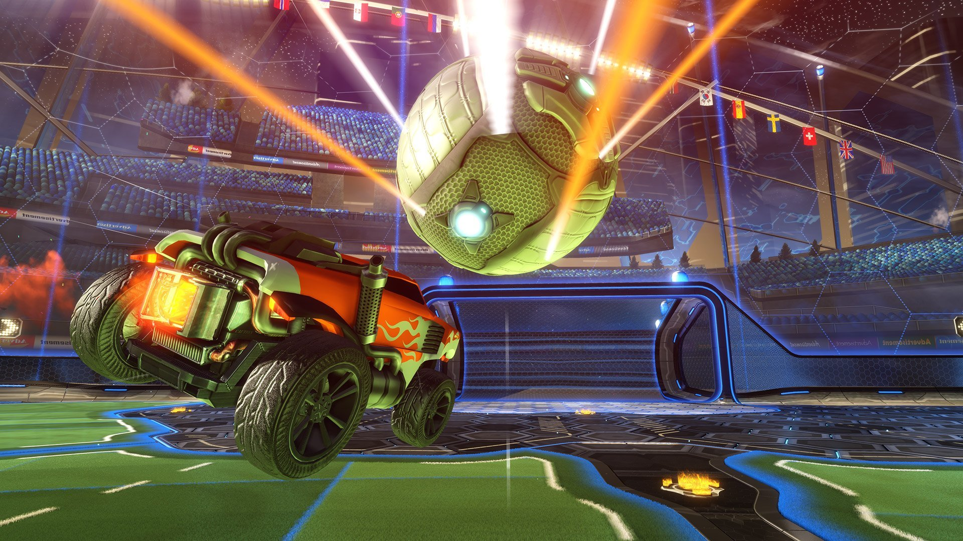 Resultado de imagen para Rocket League Game of the Year