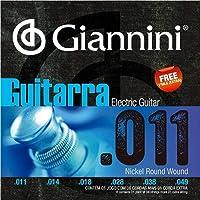 Encordoamento Guitarra Geegst 11