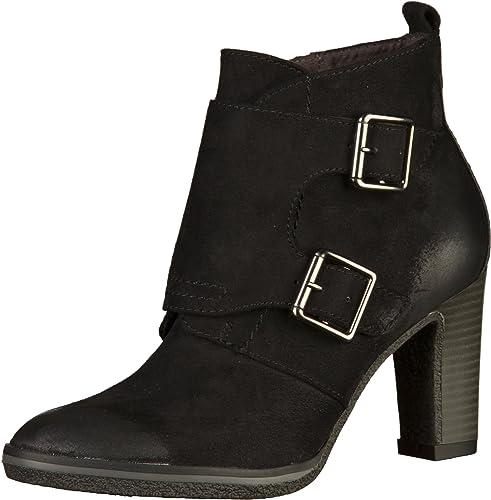 S.Oliver Damen Stiefel Stiefelette Stiefeletten Boots grau 25337  NEU!