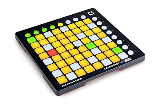 68 opinioni per Novation Launchpad Mini MK2- Pad-Controller