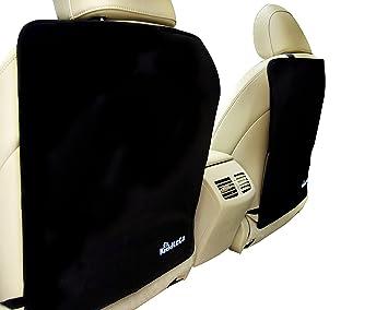 Premium Kick Mats 2 Pack Luxury Car Seat Back Protectors