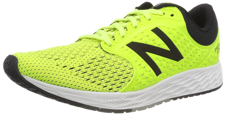New Balance Fresh Foam Zante V4 Neutral, Zapatillas de Running para Hombre 40.5 EU Amarillo (Hi-lite/Black Hb4)