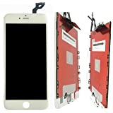 PassionTR White iphone 6s plus 5.5 inch LCD Display Touch Screen Digitizer Assembly Screen replacement full set with tools