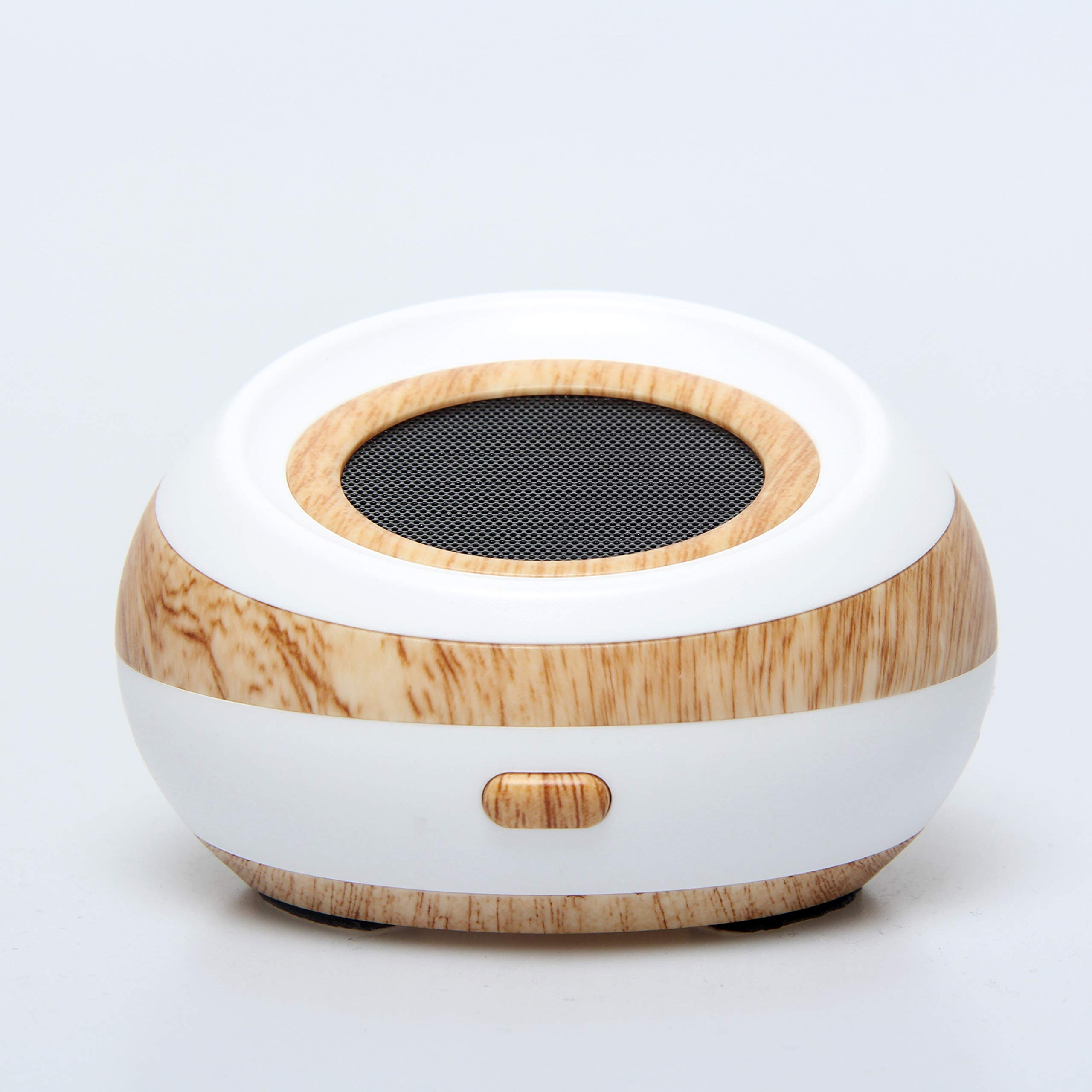 Waterless Aroma Diffuser USB or Battery Powered, Fragrance Essential Oil Diffuser Portable Aromatherapy Fan Diffuser for Car and Small Room