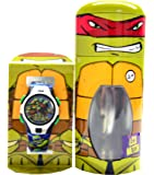 Nickelodeon Teenage Mutant Ninja Turtle LCD Watch