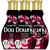 Downy Feel Elegant Fabric Softener, 880 ml - Pack of 3