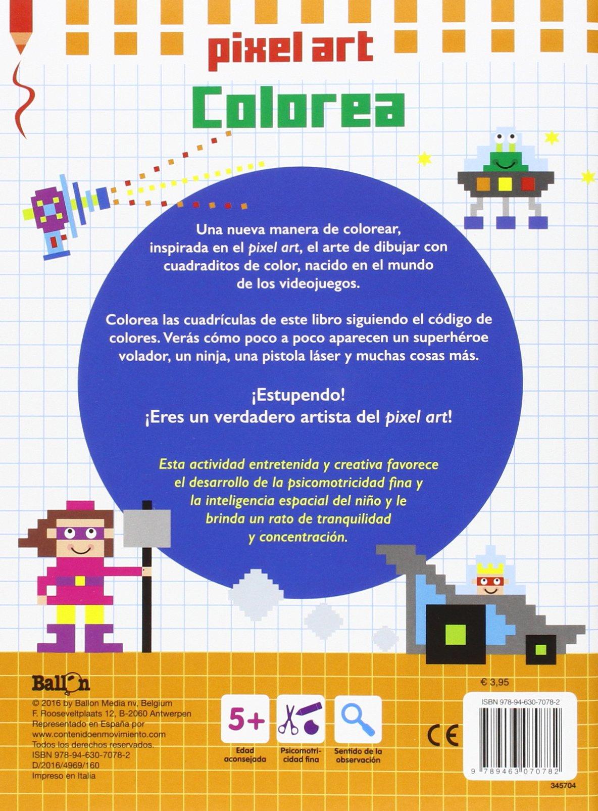 Fantástico Códigos De Color Del Libro De Minecraft Modelo ...