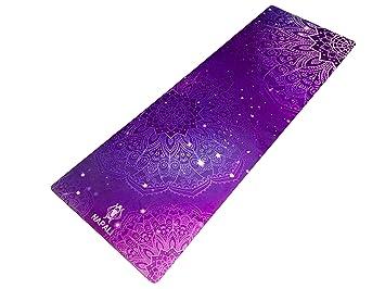 Napali - Esterilla de yoga Galaxy la 2 in1 Eco Yoga estera ...