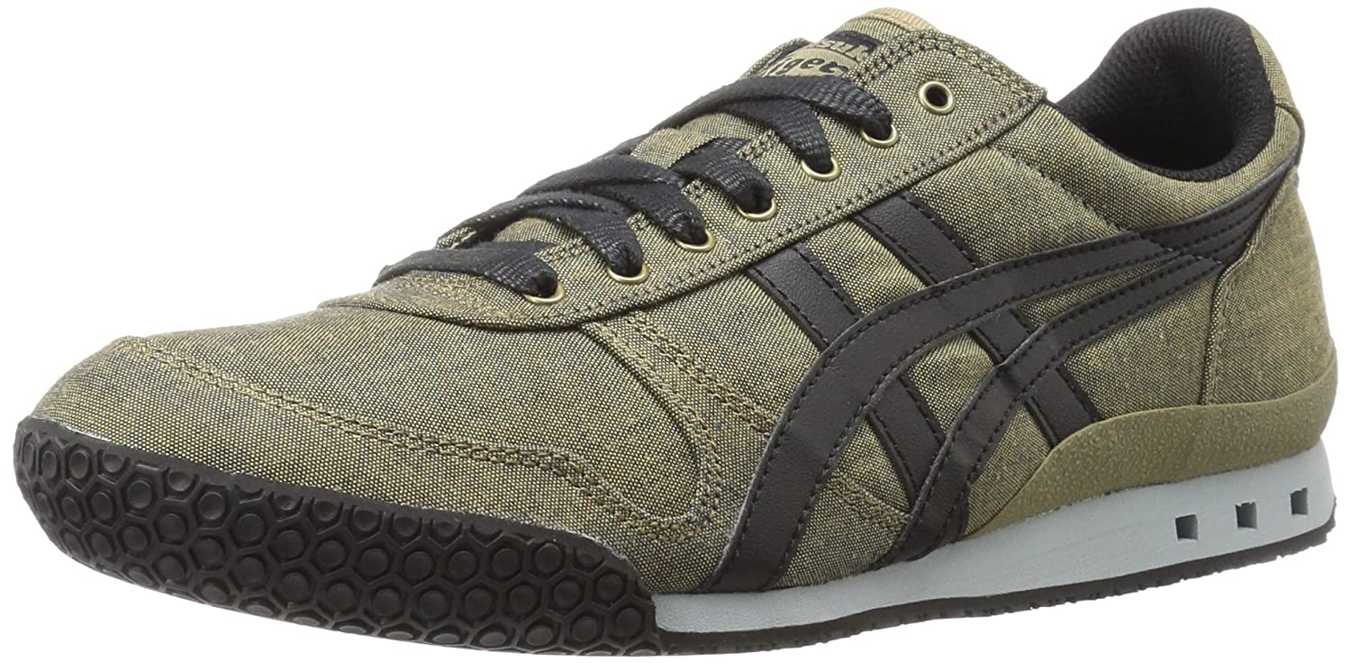 Onitsuka Tiger Ultimate 81 Fashion Sneaker B019Q2MV68 6.5 B(M) US Women / 5 D(M) US Men|Poseidon/Black
