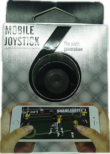 Amazon com: Mini Mobile Joystick for iPhone IPad STICK&PLAY