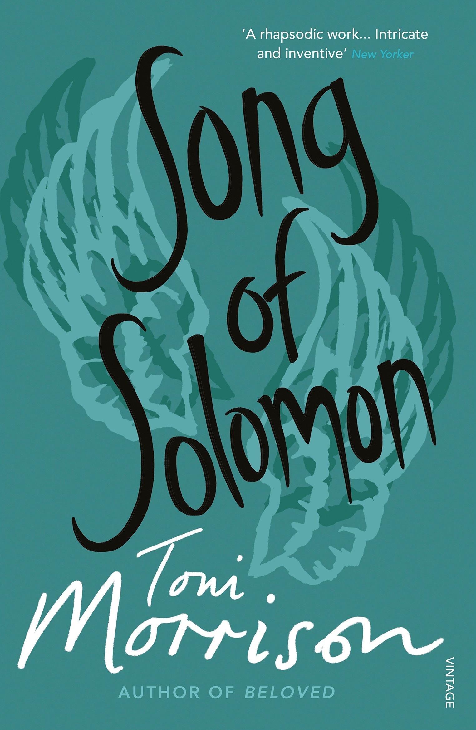 song of solomon toni morrison review