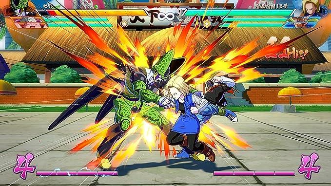 Dragon Ball FighterZ - [XBox One] [Importación alemana]: Amazon.es ...