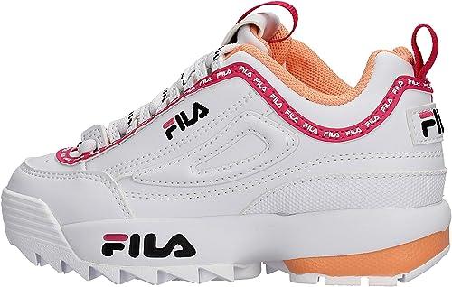 Fila Disruptor Low Wmn 1010302-12v, Zapatillas para Mujer ...