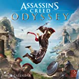 2020 Assassin's Creed 16-Month Wall Calendar: By Sellers Publishing