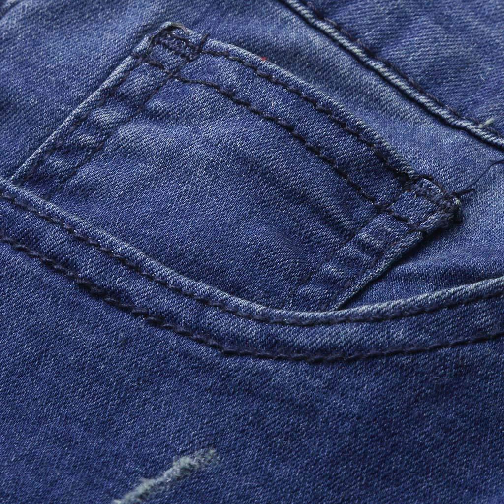 Celucke Uomo Slim Jeans