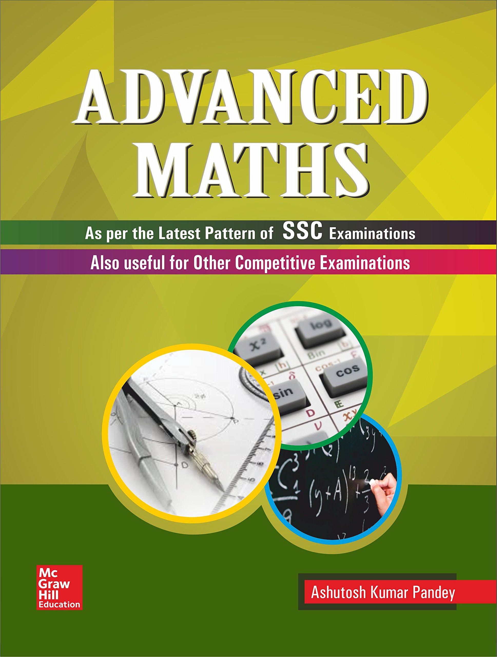 Buy Advanced Maths: As per the latest pattern of SSC