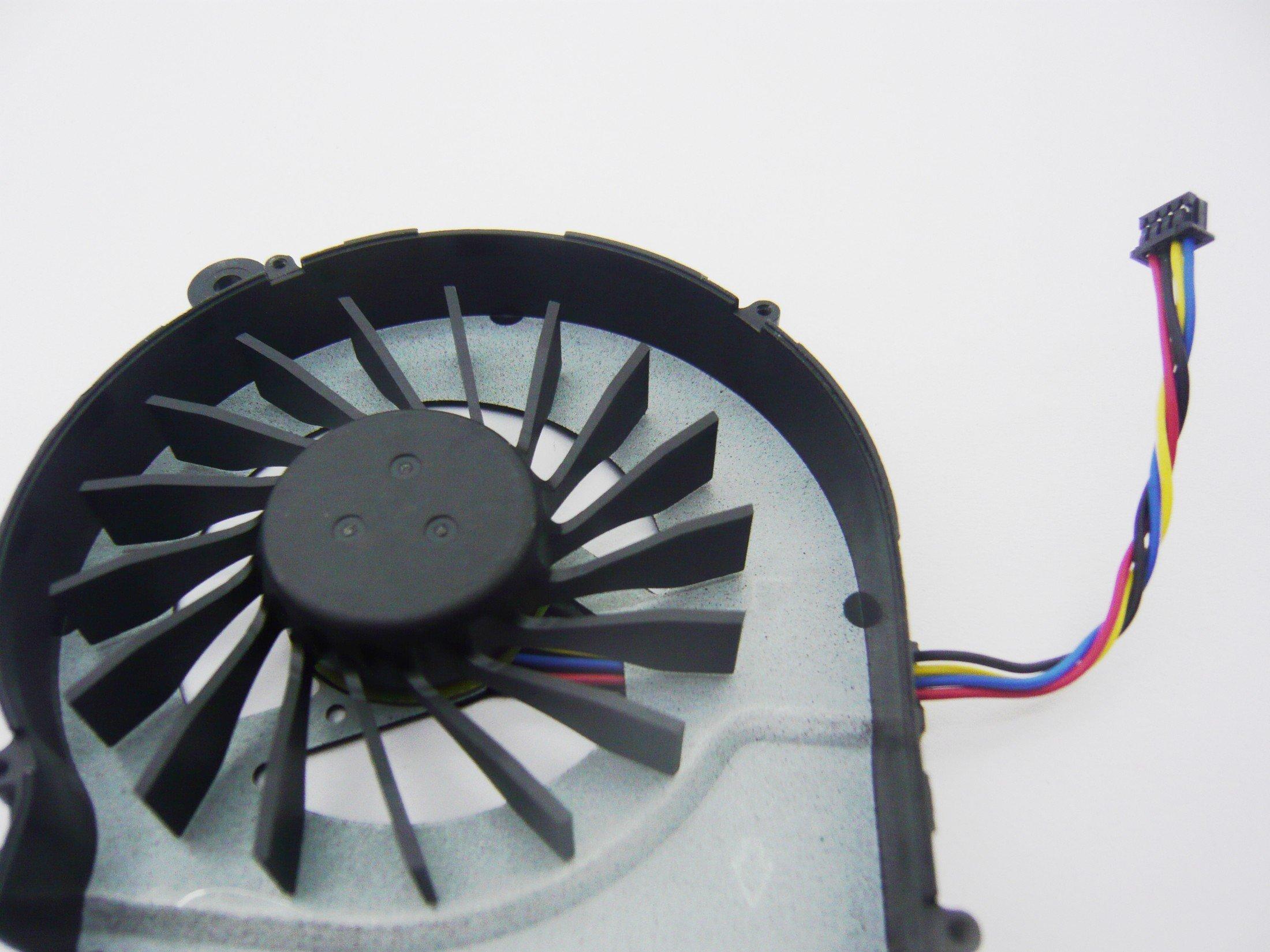Generic CPU Fan For HP Pavilion g6-1d66nr g6-1d65ca g6-1d70us Notebook PC