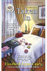 Taken In (Southern Sewing Circle Mystery) Mass Market Paperback