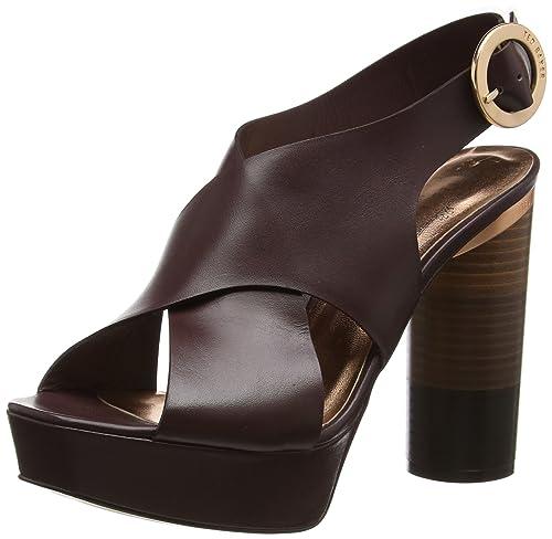5dfea79d05433 Ted Baker Women's Kamilla Sling Back Sandals
