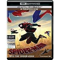 Spider-Man: Into the Spider-Verse (4K UHD & HD)