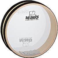 """Nino Percussion NINO44 - Pandero con parche natural color beige (8"""")"""