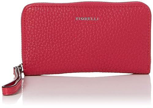 Fiorelli - Finley, Monederos Mujer, Rosa (Raspberry), 17.0x9 ...