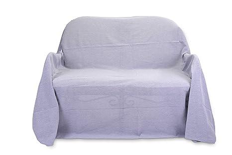 HomeLife - Tela Decorativa para sofá de Color Liso - Sábana ...