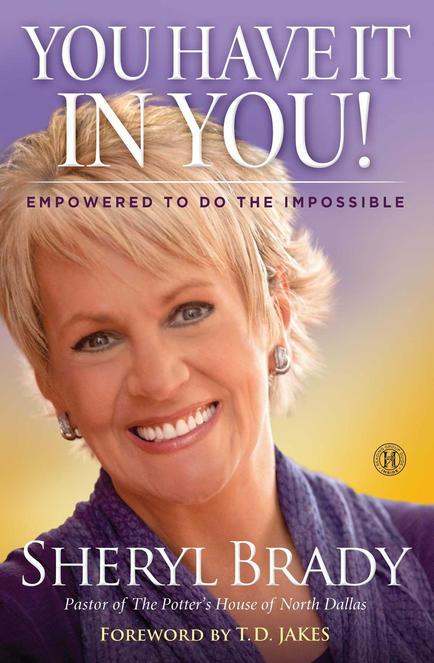 Download You Have It In You!: Empowered To Do The Impossible pdf