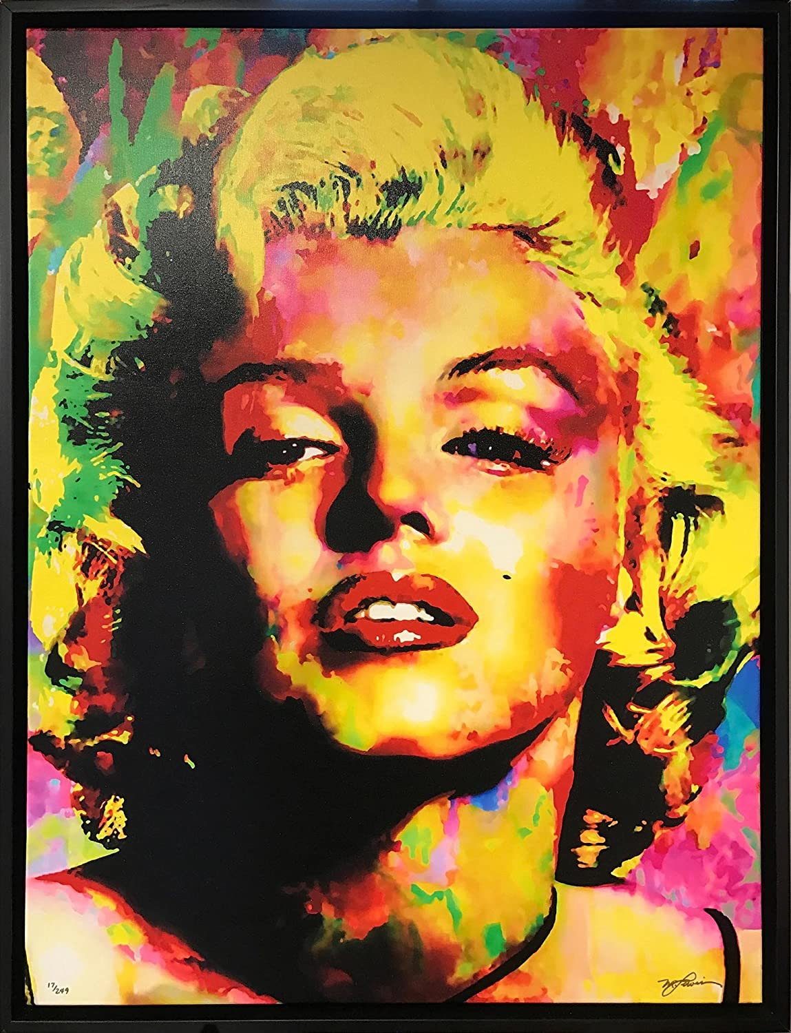 Amazon.com: Relinquished Beauty - Marilyn Monroe - Limited Edition ...