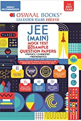 Oswaal JEE (Main) Mock Test, 15 Sample Question Papers, Physics, Chemistry, Mathematics Book (For 2021 Exam) Kindle Edition