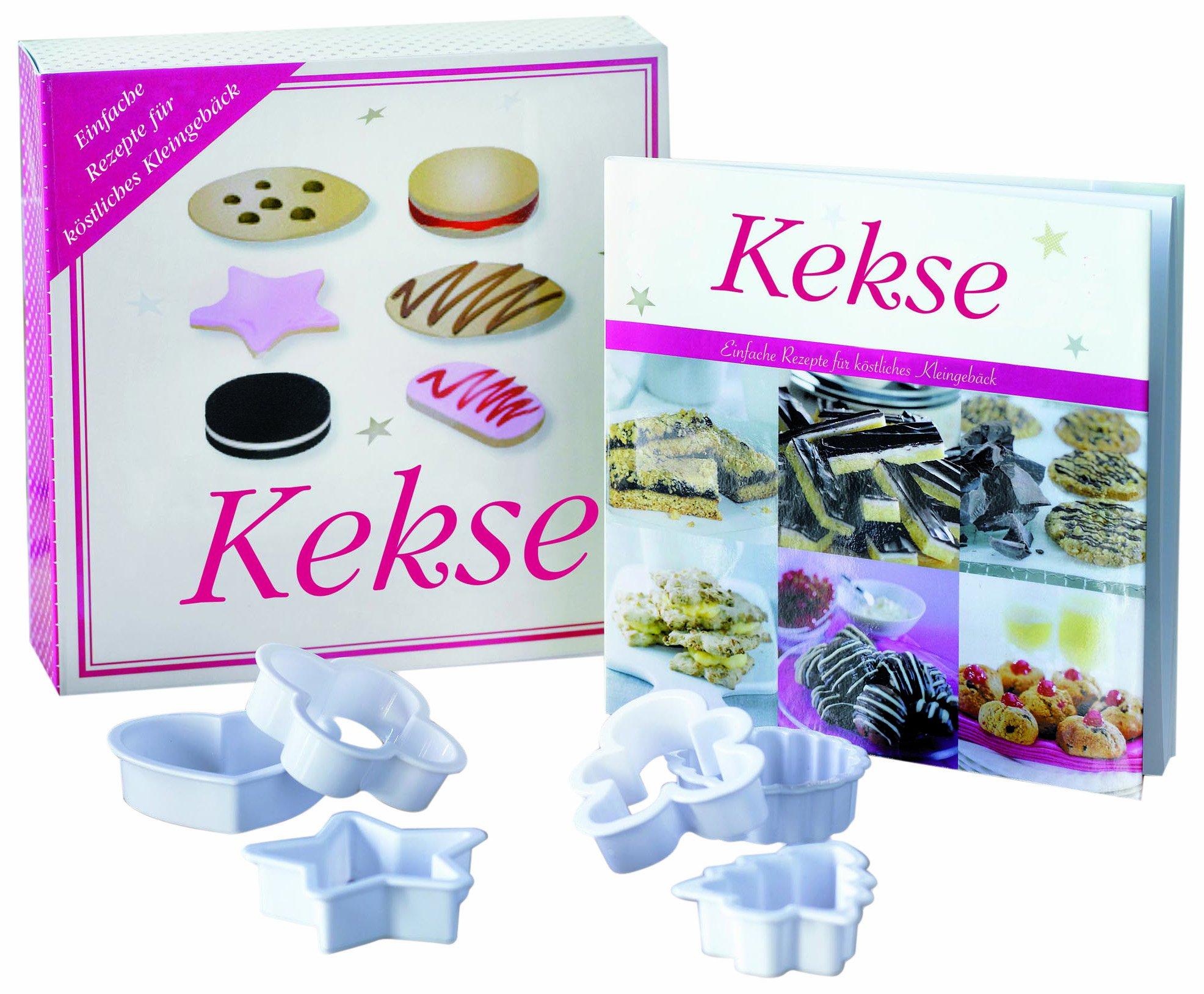 Kekse: Einfache Rezepte für köstliches Kleingebäck